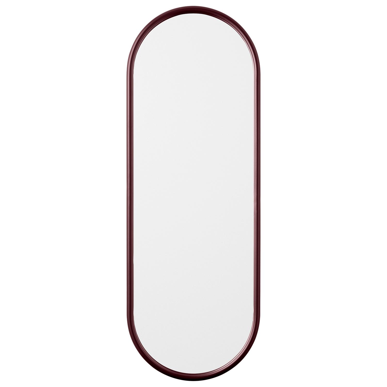 Angui Mirror 39x108cm, Bordeaux