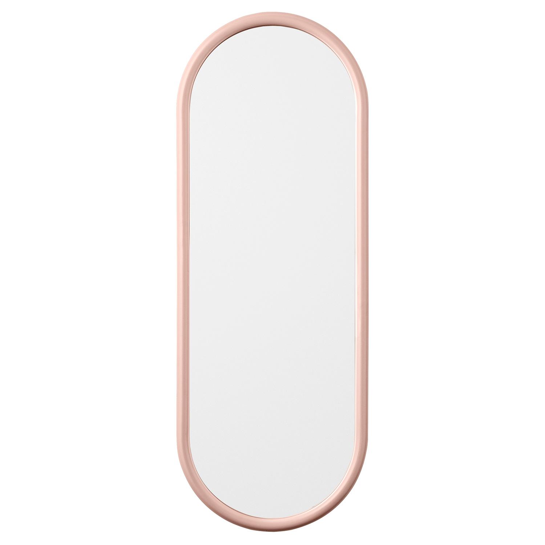 Angui Mirror 29x78cm, Rose