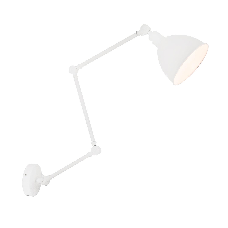 Bazar Wall Lamp, White