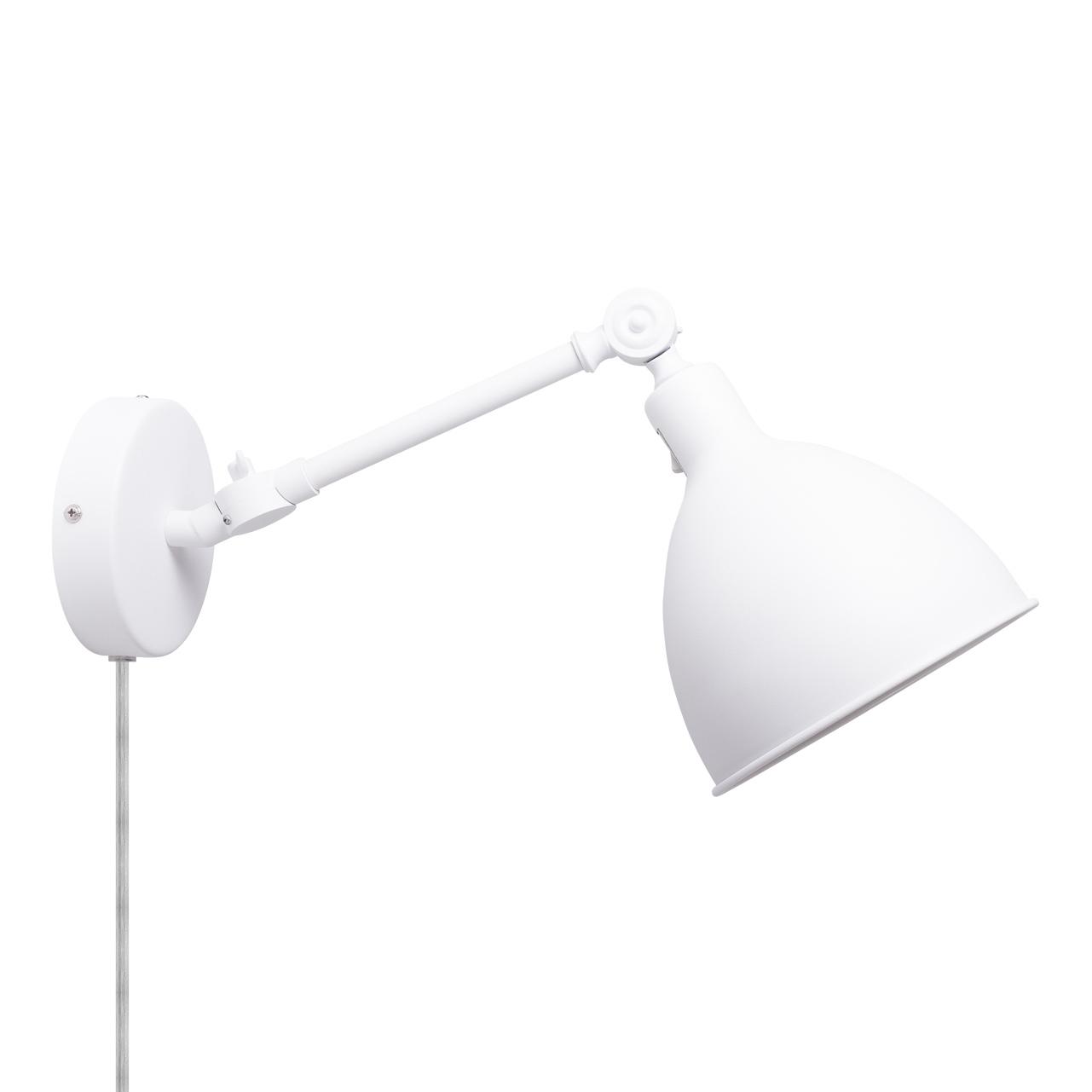 Bazar Wall Lamp Mini, White