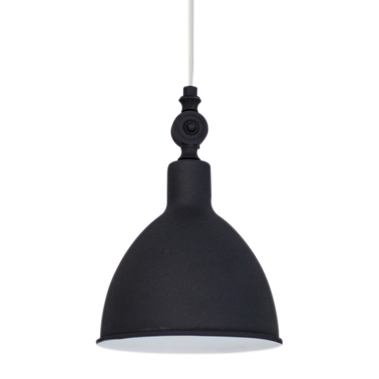 Bazar Pendant, Black