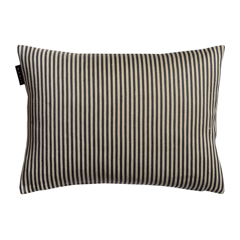 Calcio Cushion Cover 35x50cm, Dark Charcoal Grey