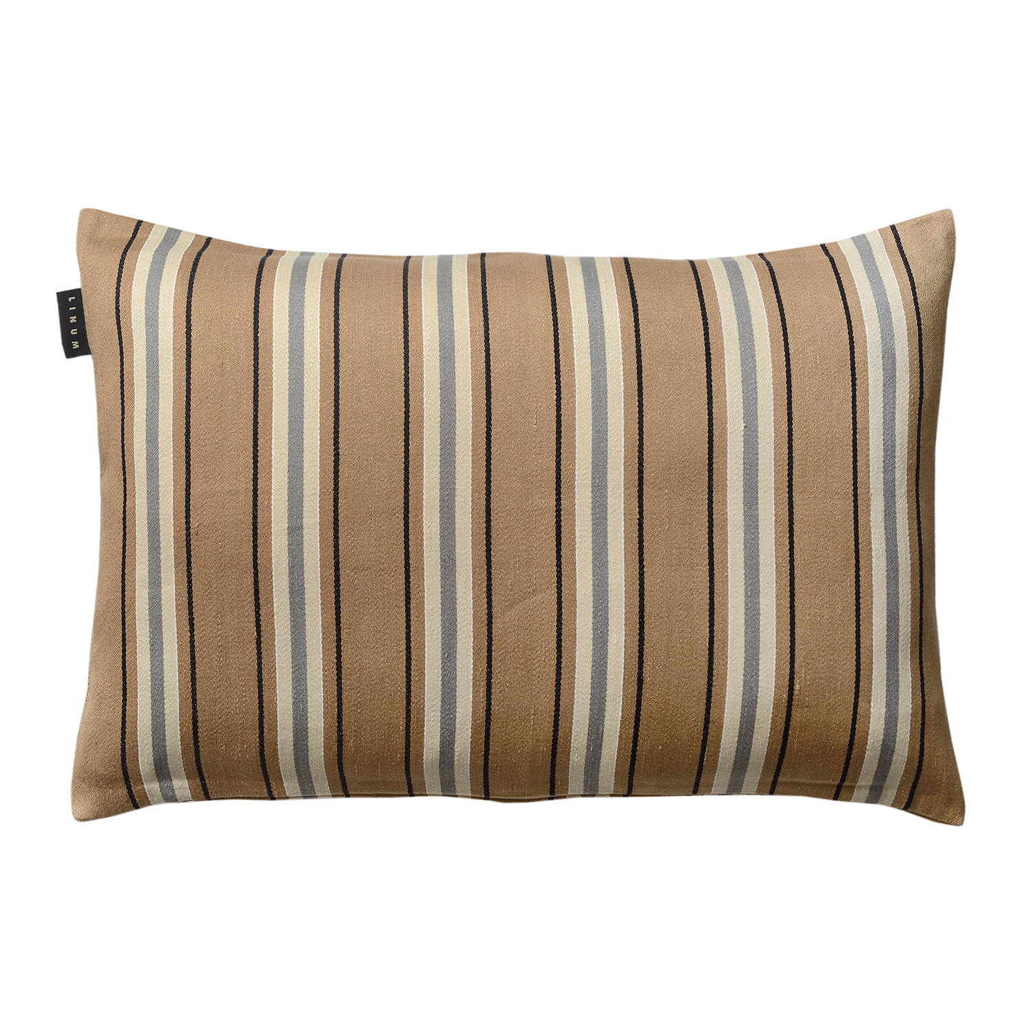 Lucca Cushion Cover 40x60cm, Camel Brown