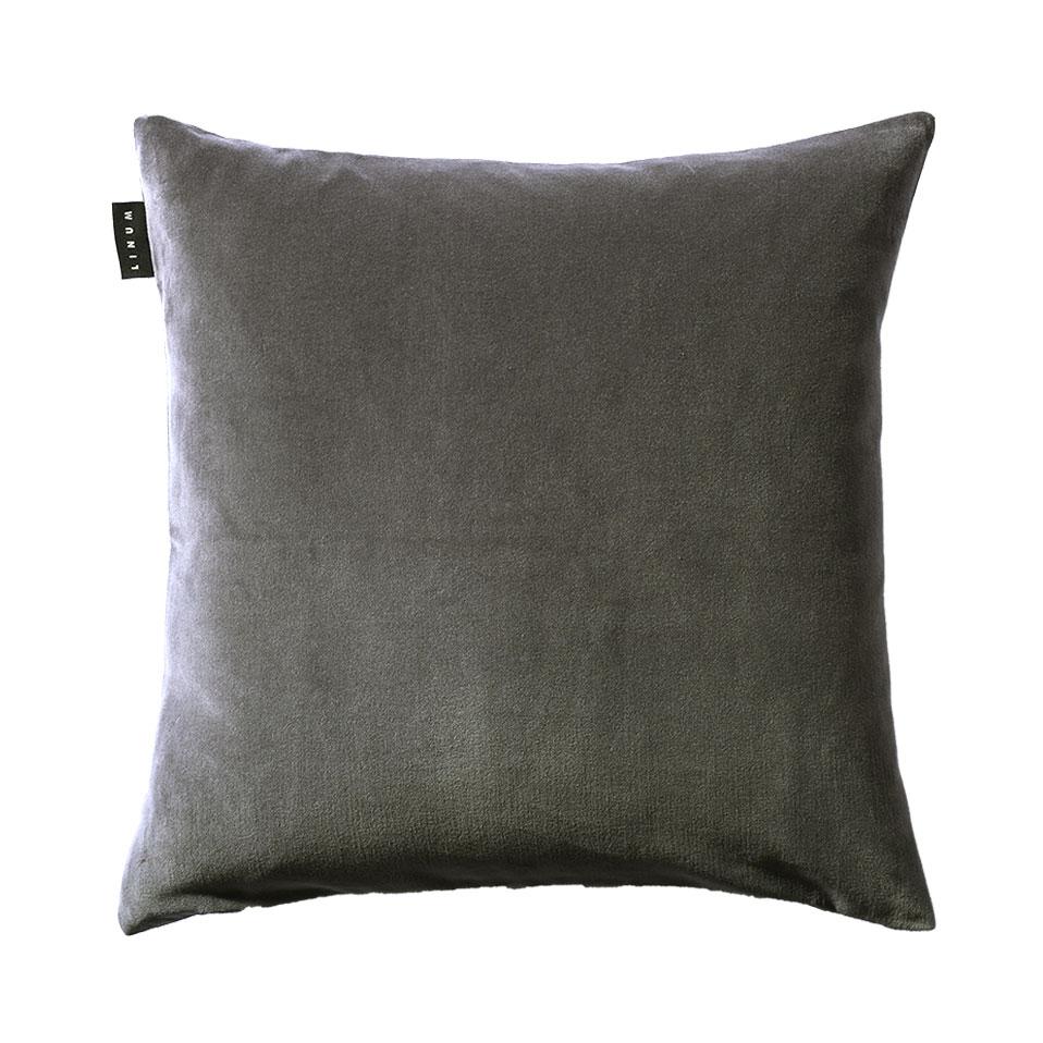 Marcel Cushion Cover 50x50cm, Granite Grey