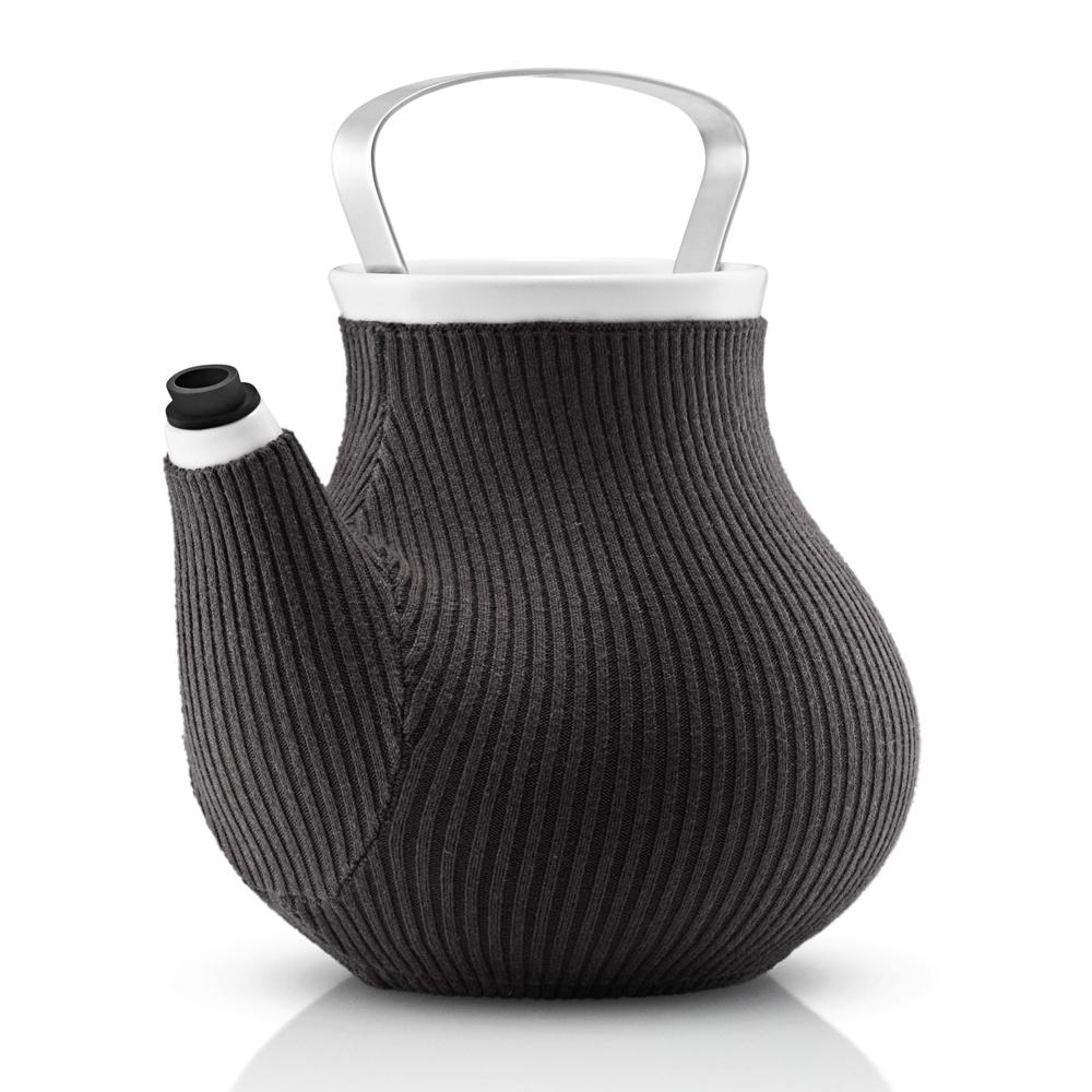 eva solo serving my big tea teapot gray eva solo eva solo. Black Bedroom Furniture Sets. Home Design Ideas