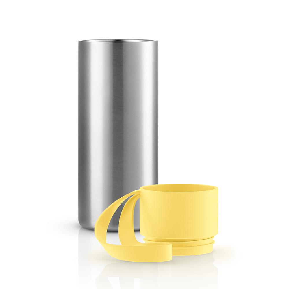 to go cup 0 35l yellow limonade eva solo eva solo. Black Bedroom Furniture Sets. Home Design Ideas