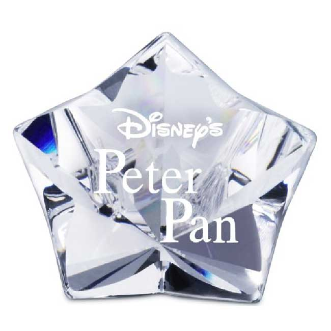 Title Plaque Peter Pan