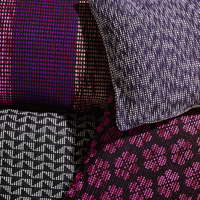 melange pillow 40x40 nomad nina jobs design house stockholm. Black Bedroom Furniture Sets. Home Design Ideas
