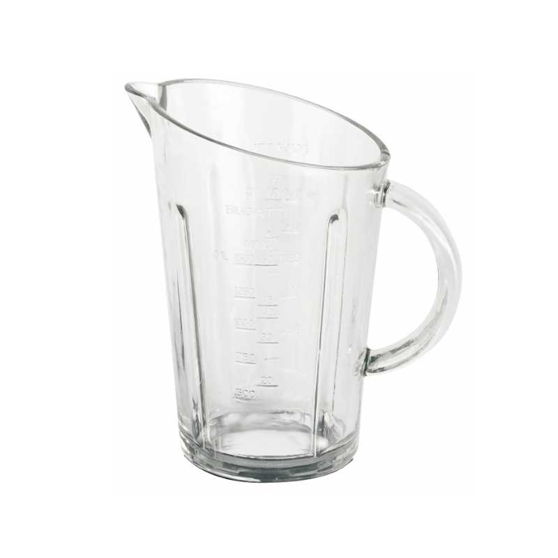 Vela Glass Jug For Mixer