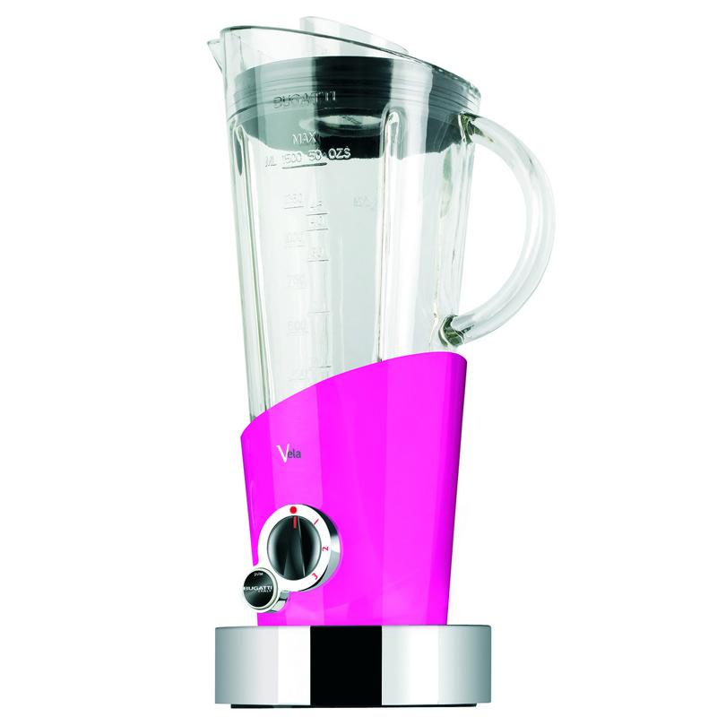 Vela Mixer, Purple