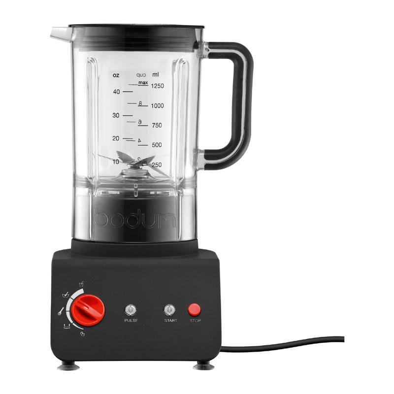 Bistro Blender 1,25 L, Black