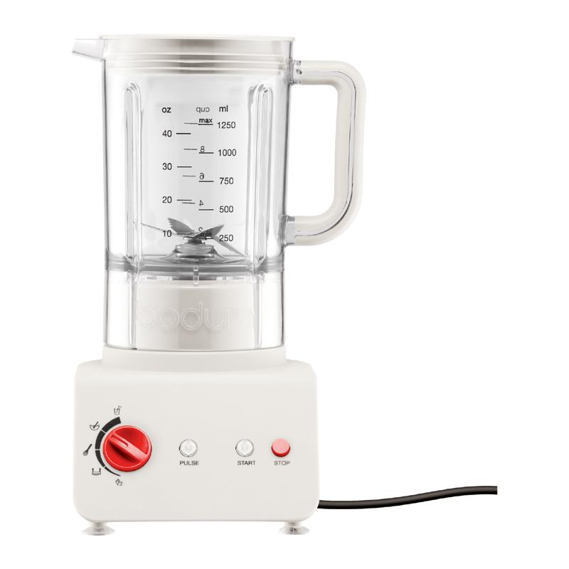 Bistro Blender 1,25 L, White