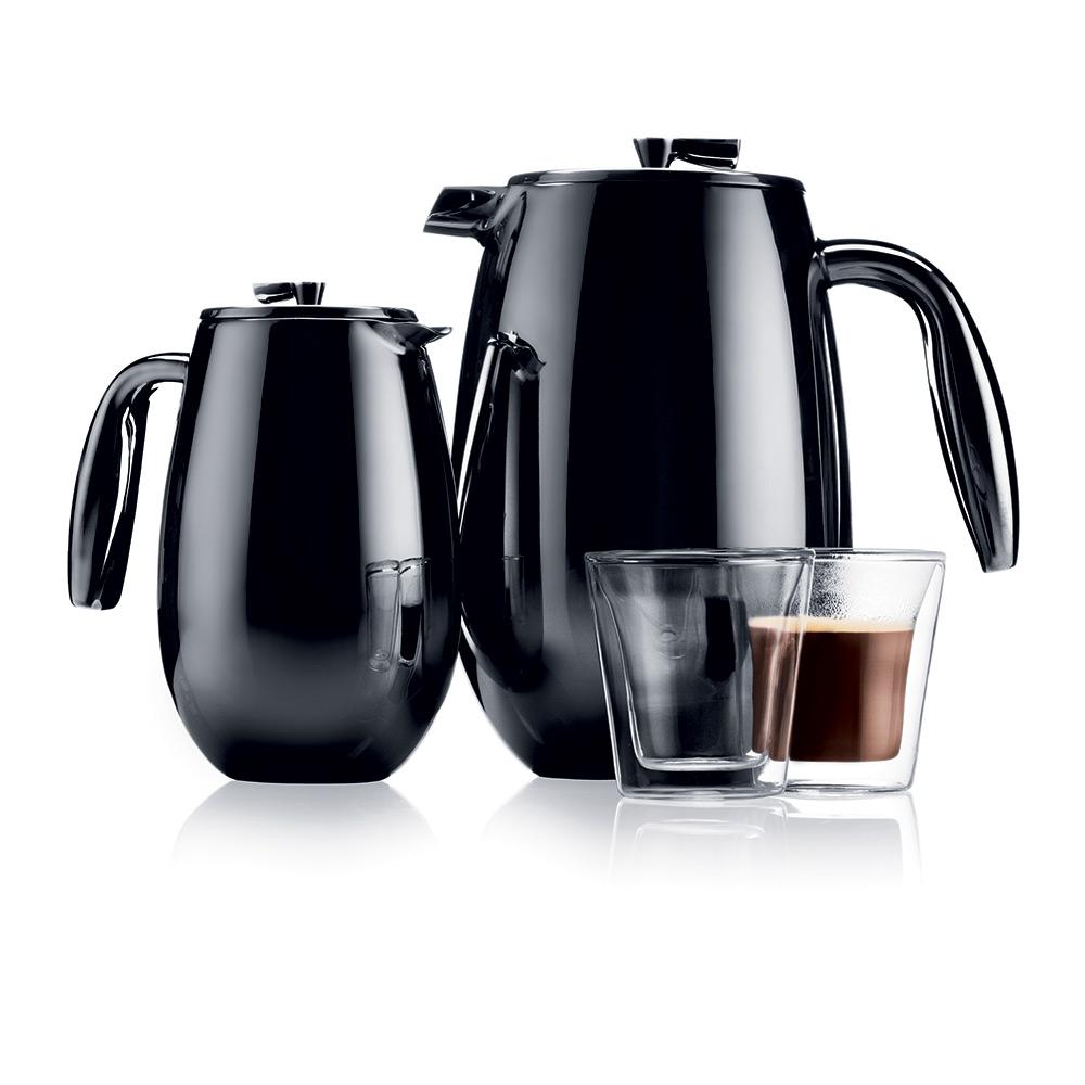 bodum columbia coffee maker double wall 3 cups bodum. Black Bedroom Furniture Sets. Home Design Ideas