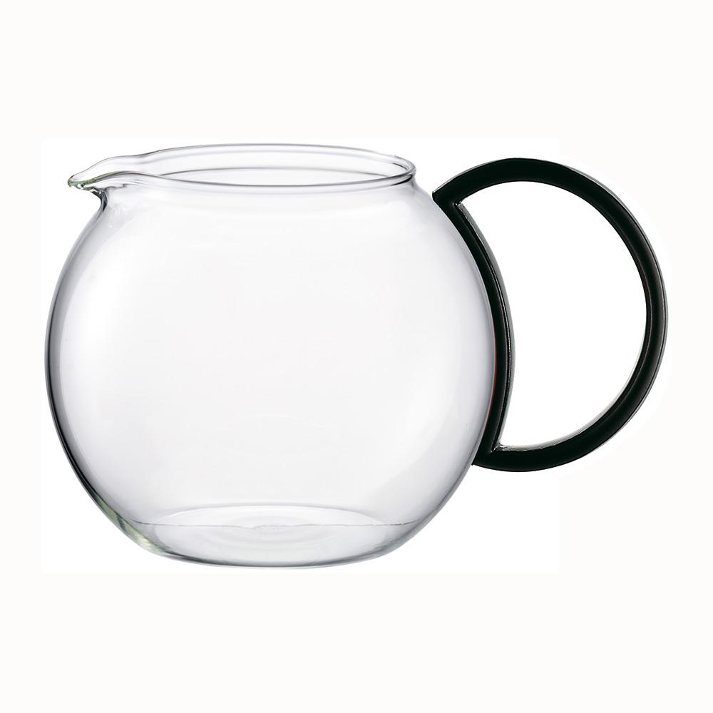ASSAM Teapot 1 L, Black