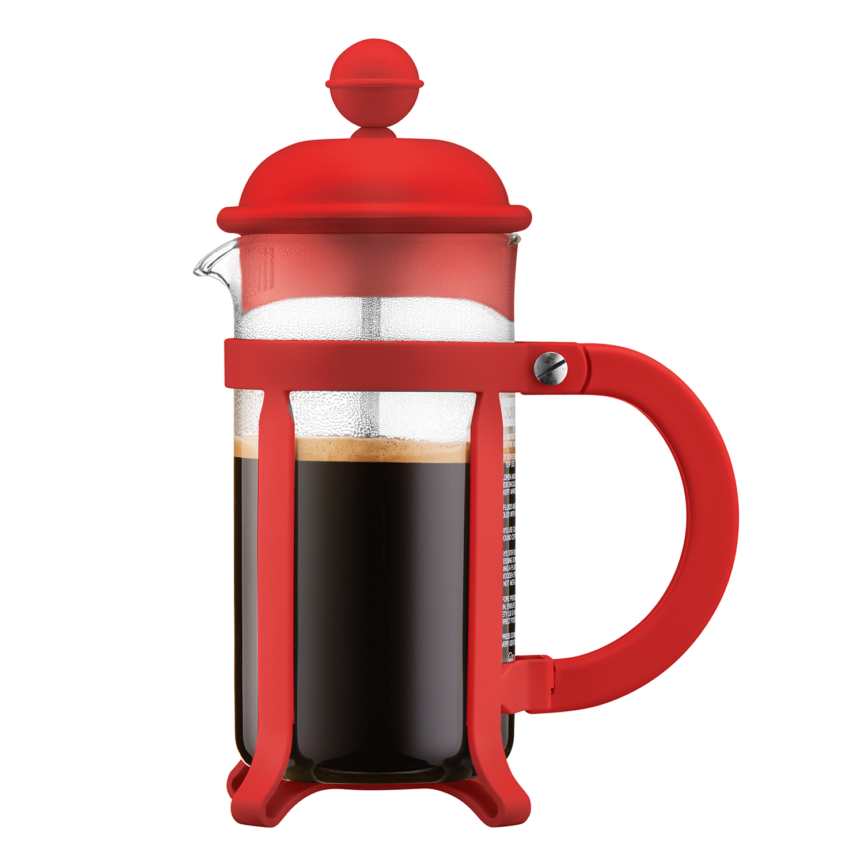 Red Coffee Maker - USA
