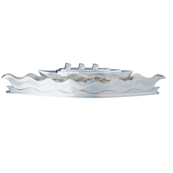 Paquebot Centerpiece Limited, Christofle Silver
