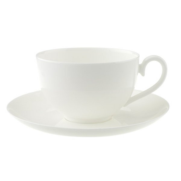 Royal White coffee cup & saucer - Villeroy & Boch - Villeroy & Boch ...
